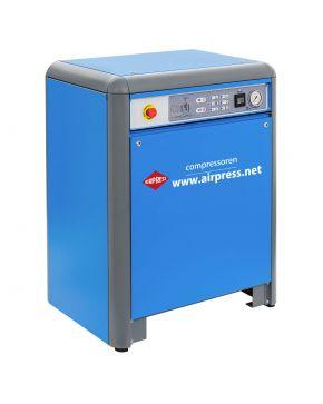 Stille Compressor APZ 600+ 10 bar 5.5 pk 555 l/min 3 l