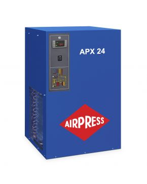 "Persluchtdroger APX 24 1"" 2350 l/min"