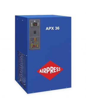 "Persluchtdroger APX 36 1 1/2"" 3600 l/min"