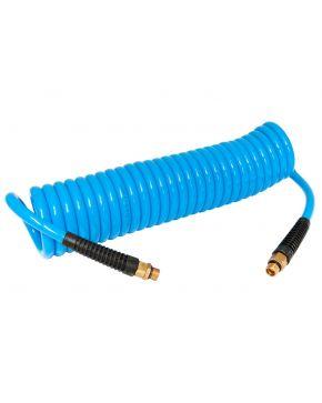 Spiraalslang lucht 7.5 m 8 mm 12 bar