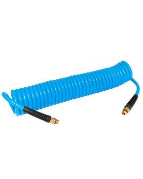 Spiraalslang lucht 10 m 8 mm 12 bar