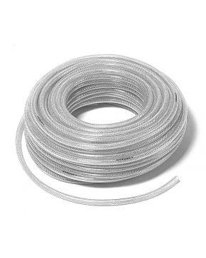 Luchtslang PVC 50 m 6 mm