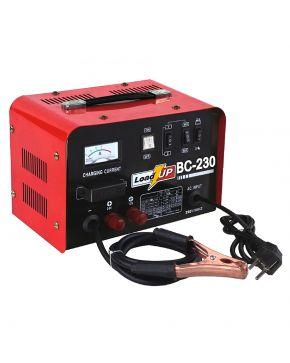 Acculader BC 230 met Ah start systeem