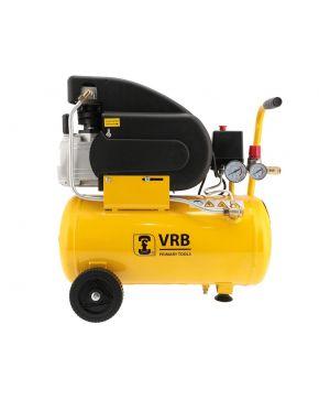 Compressor 8 LC 24-1.5 VRB 8 bar 1.5 pk 165 l/min 24 l