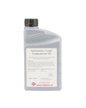 Zuigercompressor olie 1 l foodgrade