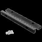 Bekken 250 mm vervangingsset met bouten voor stalen bankschroef 10