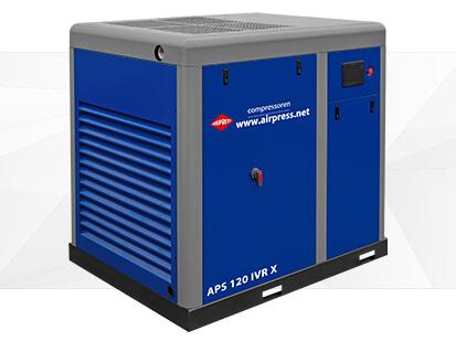 Airpress X Serie Schroefcompressor 120 IVR