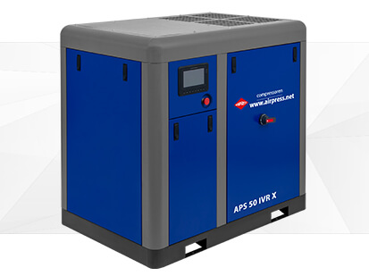 Airpress X Serie Schroefcompressor 50 2 IVR