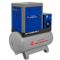 Schroefcompressor APS 10 Combi Dry X