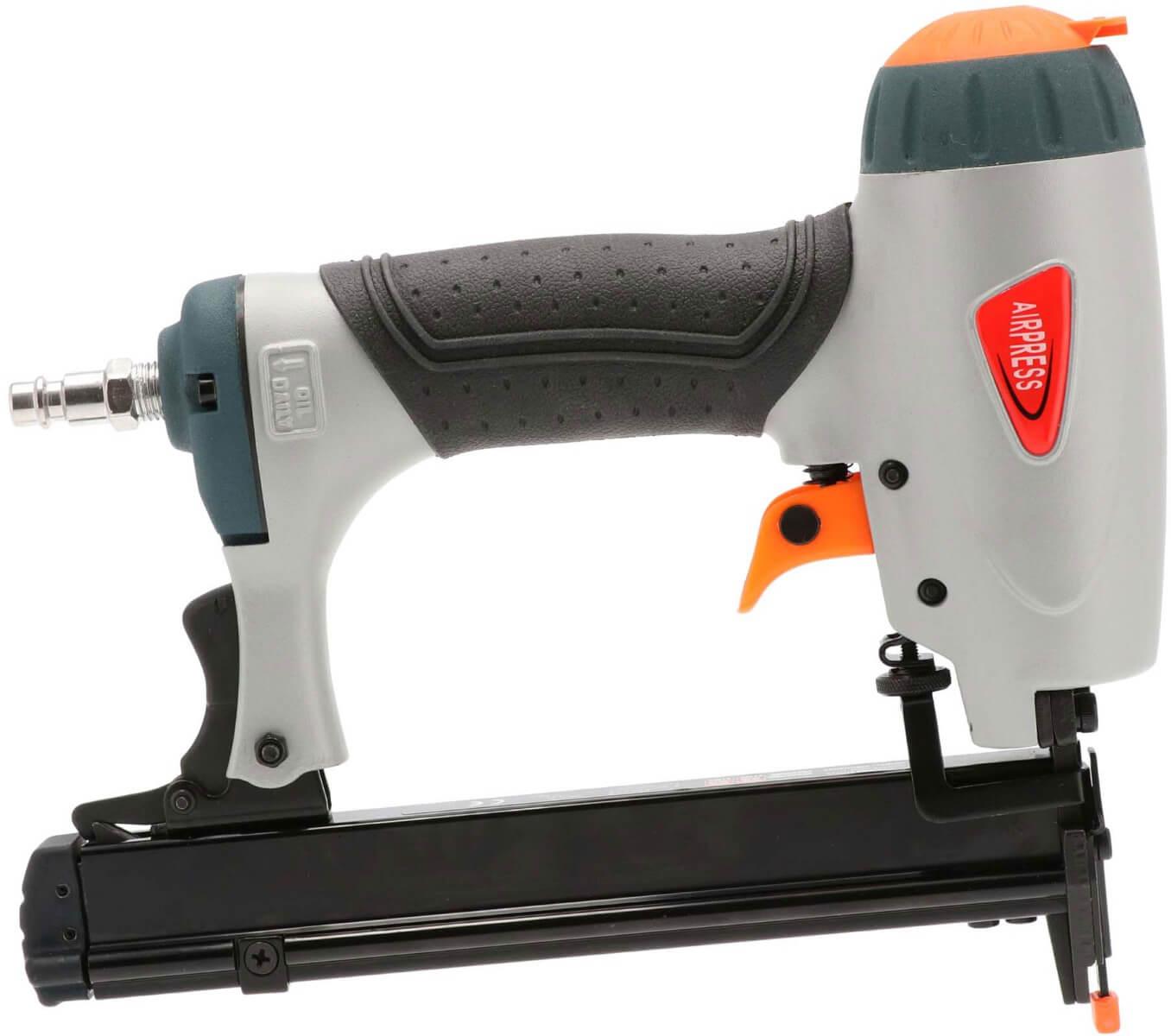 Pneumatische Tacker type 80 max 25 mm met accessoires