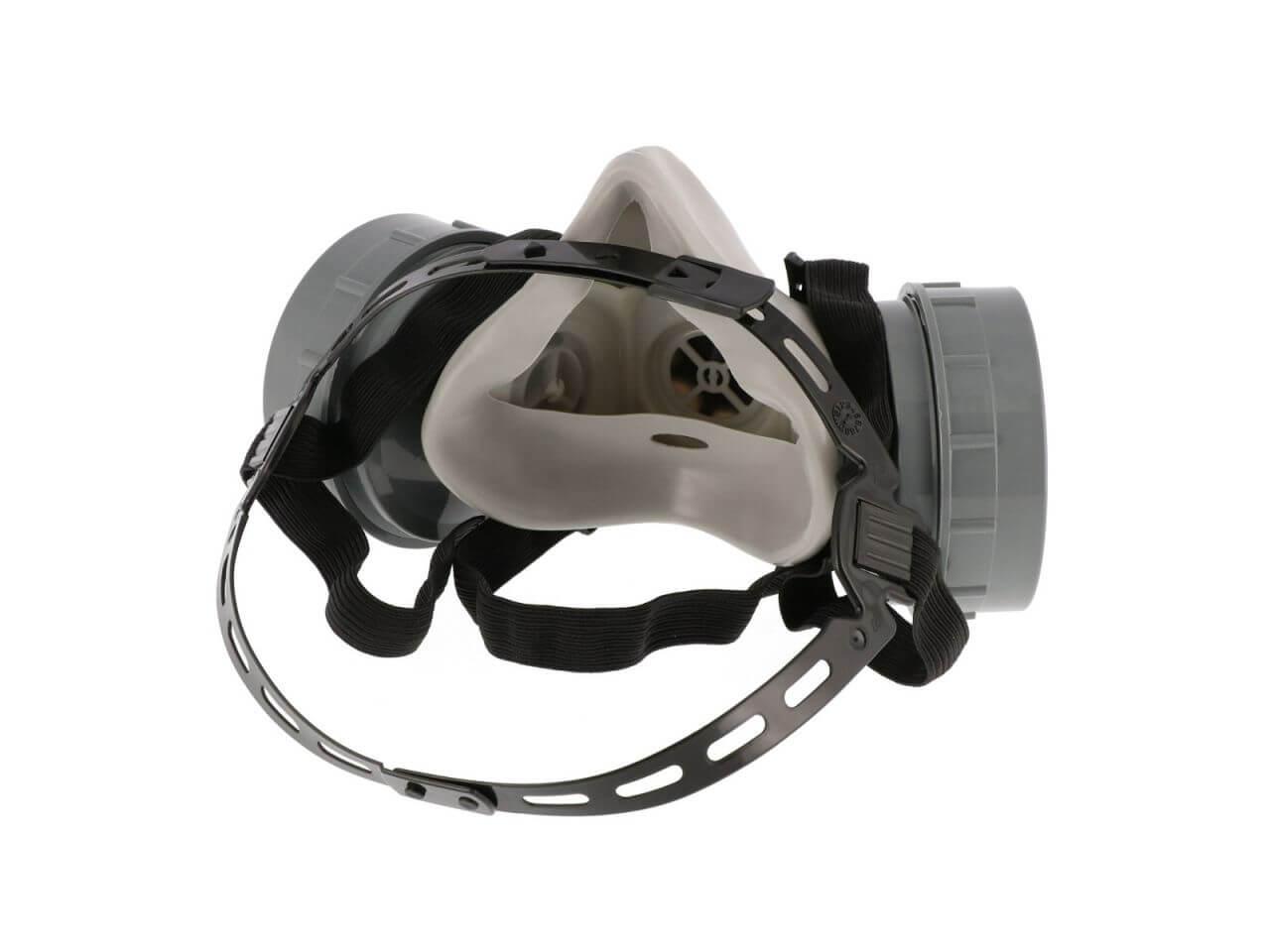 Halfgelaatsmasker PPE 3 hoofdband