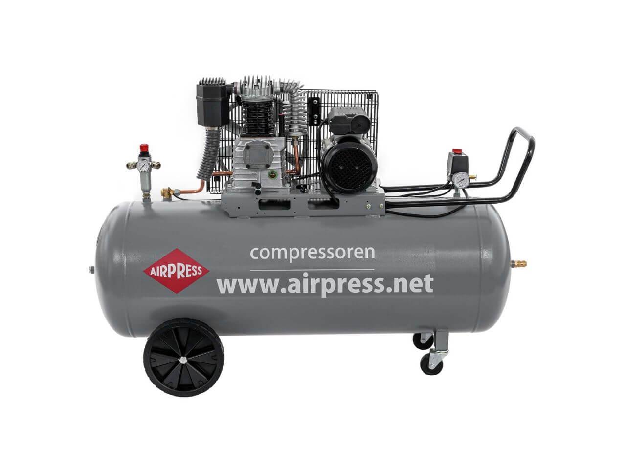 HL 425-200 met 200 liter drukvat