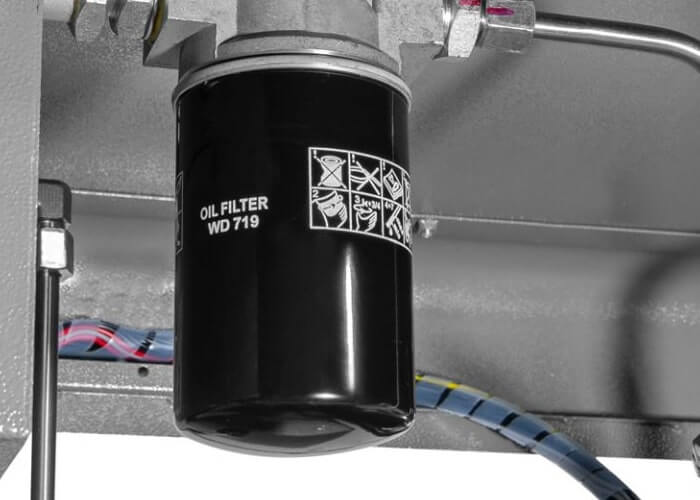 Schoefbaar oliefilter APS 10 Combi dry X